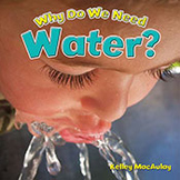 Why Do We Need Water? (eBook)