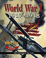 World War I: 1917–1918 — The Turning of the Tide (eBook)