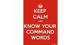 CPD - Using Command Words
