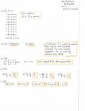 CPM- CC1 Ch 6 Homework Answer Keys