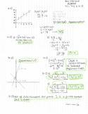 CPM CCA Algebra Chapter 4 Homework Answer Keys