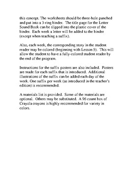 CPR Alphabet Book Student Worksheets