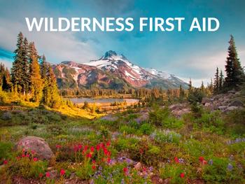 CPR/First Aid Wilderness