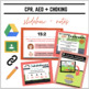 CPR & Choking Unit: FUN Activities, Notes and Assessments for Health or PE