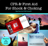 CPR and First Aid for Shock and Choking - Health Class - Powerpoint