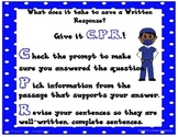 C.P.R. for Written Responses