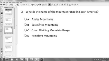 CPS Smart Assessment of the HM Journeys Story Mountains