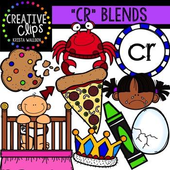 CR Blends {Creative Clips Digital Clipart}