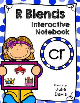 CR Blends Interactive Notebook