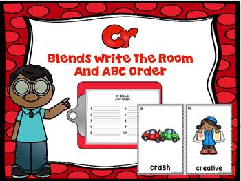 Blends Write The Room  (Cr)