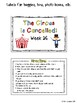 CR Success 2nd Grade Week 26 Circus is Cancelled! Soft and Hard C and G Game
