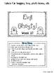 CR Success 2nd Grade Week 27 Evil Ghosts! A Silent Letter Game