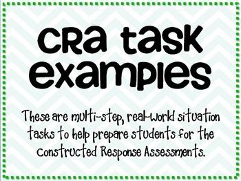 Chevron CRA Task Examples