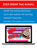 2022 CRAAP Test Activity (DOC) - Frequently updated! Stem,