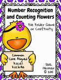 Spring: Counting Flowers Craftivity