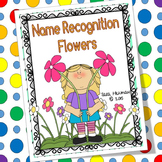 Spring Name Recognition Craftivity