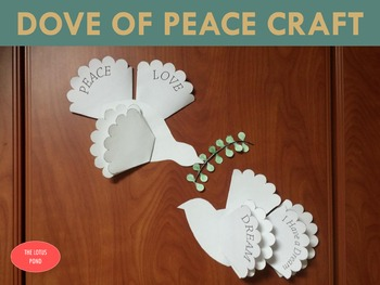 CRAFT : Dove of Peace