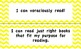 CRAFT Reading Strategy Labels