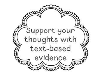 CRAFT Responding to text strategies
