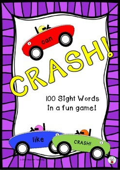 CRASH! A Sight Word Game