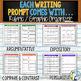STANDARDIZED WRITING TEST PREPARATION - CRASH COURSE!!!!!! - High School