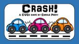 CRASH! CVCe Words Game