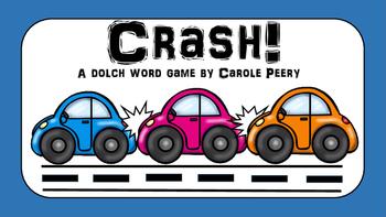 Dolch Word Games CRASH!