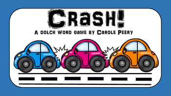 Dolch Word Games CRASH!