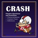 CRASH Novel Study - Characterization, Context Clues, and I