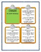 CRASH by Jerry Spinelli - Discussion Cards
