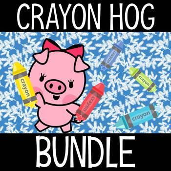 CRAYON HOG Bundle - Winter Fun