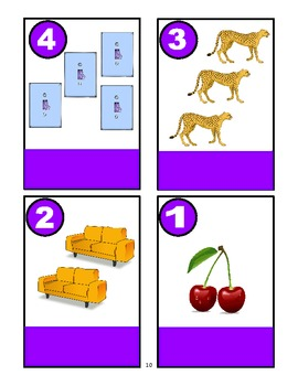 CRAZY 8'S ARTICULATION CARD GAME for /CH/ - Speech Therapy
