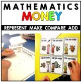 Math Money Station