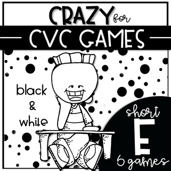 CRAZY for CVC GAMES {Short E}