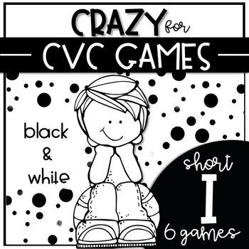 CRAZY for CVC GAMES {Short I}
