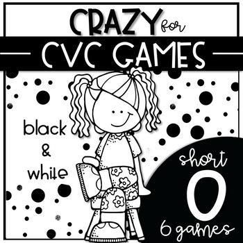 CRAZY for CVC GAMES {Short O}