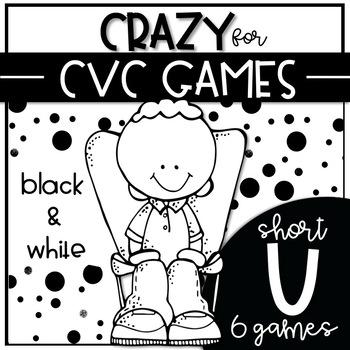 CRAZY for CVC GAMES {Short U}