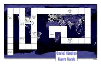 CRCT 6th grade Social Studies Review Game-2