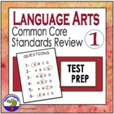 TEST PREP ELA Standards Review #1 Interactive PowerPoint