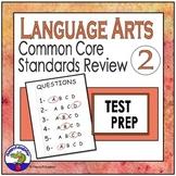TEST PREP 7th Grade Language Arts Standards Review #2 Inte