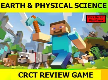 CRCT COMMON CORE CONTENT REVIEW includes 7 PowerPoint Games!!!