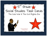 GA Milestones 5th Grade Cold War and Civil Rights Era Revi