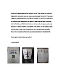 Testing/Common Core Lapbook File Folder Review