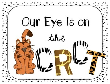 """CRCT Motivation Craft """"Eye of the Tiger"""" (Per Request)"""