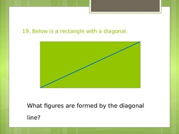 Common Core / GSE Review: Grade 4 - Geometry