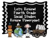 GA Milestone Social Studies Review Powerpoint