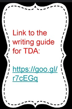 CRE Writing Guide