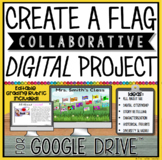 CREATE A FLAG COLLABORATIVE DIGITAL PROJECT FOR GOOGLE DRIVE™