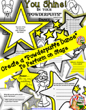"CREATE A ""POWDERPUFFS DANCE"" - Grade 7/8 - UPDATED: 2016/04/05"