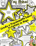"""CREATE A """"POWDERPUFFS DANCE"""" - Grade 7/8 - UPDATED: 2016/04/05"""